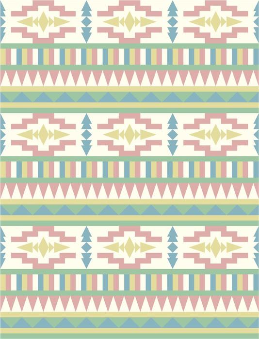 Vinylová Tapeta Aztec pozadí - Styly