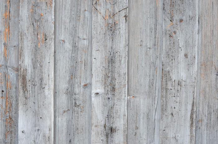 Sticker vieille planche de bois brun pixers nous for Vieille planche de bois