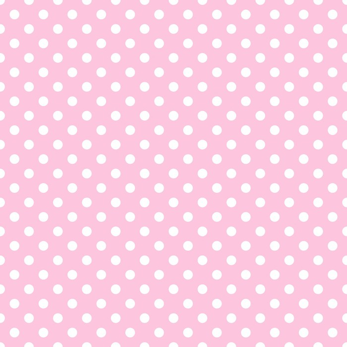 Papier peint pois blanc sur rose pale o pixersr nous for Kitchen cabinets lowes with poser papier peint