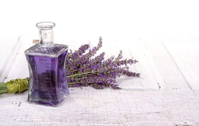 Tableau sur Toile Lavender spa encore la vie - Destin