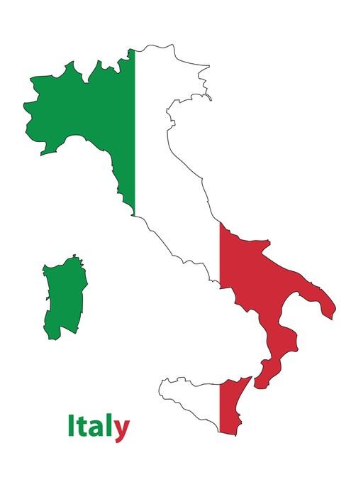 Vinylová fototapeta Itálie - Vinylová fototapeta