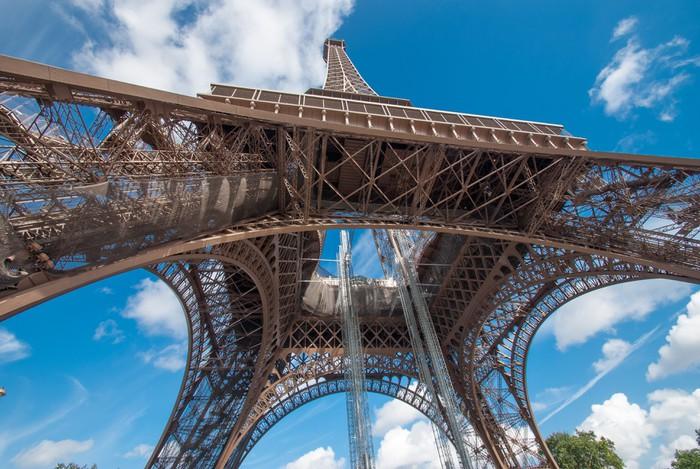Vinylová Tapeta Paryz - Evropa