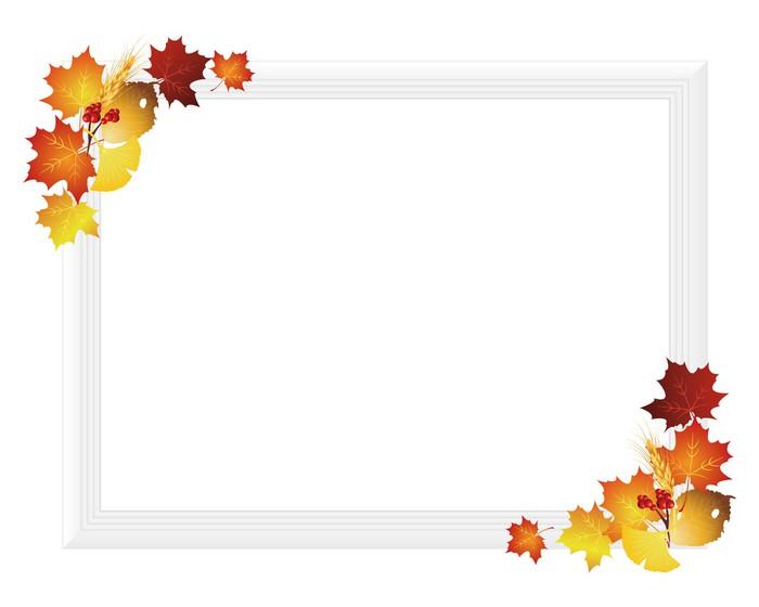 tableau sur toile cadre photo avec des feuilles mortes pixers nous vivons pour changer. Black Bedroom Furniture Sets. Home Design Ideas