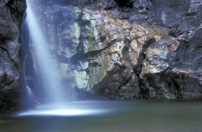 Vinylová Tapeta Krásný vodopád - Přírodní krásy