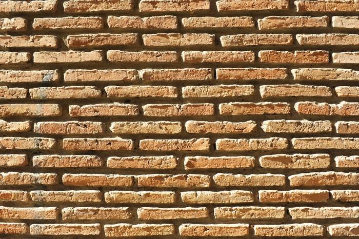 Muro de ladrillos de taco textura Wall Mural Pixers We live to