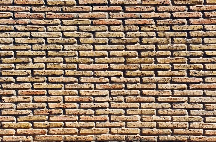 Muro de ladrillos textura Wall Mural Pixers We live to change