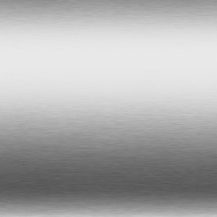 Vinilo Pixerstick Cepillado fondo de metal, la textura de cromo ...