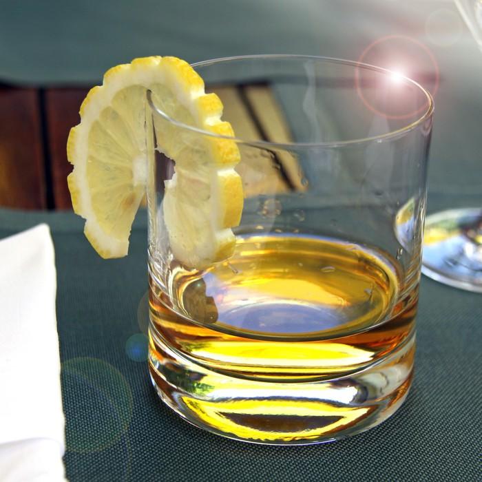 Vinylová Tapeta Lillet blanc - Alkohol