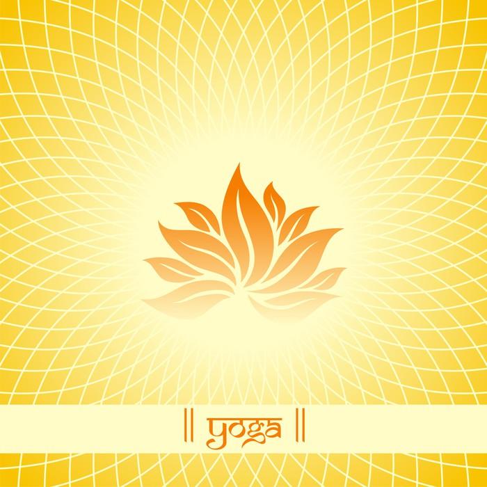Sticker fleur de lotus le bouddha le bouddhisme l 39 inde - Fleur de lotus bouddhisme ...
