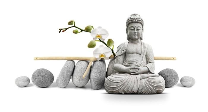 Tableau sur Toile Bouddha et Bien-être - Styles