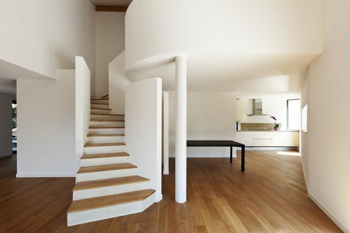 Sticker interieur modern huis grote open ruimte u2022 pixers® we