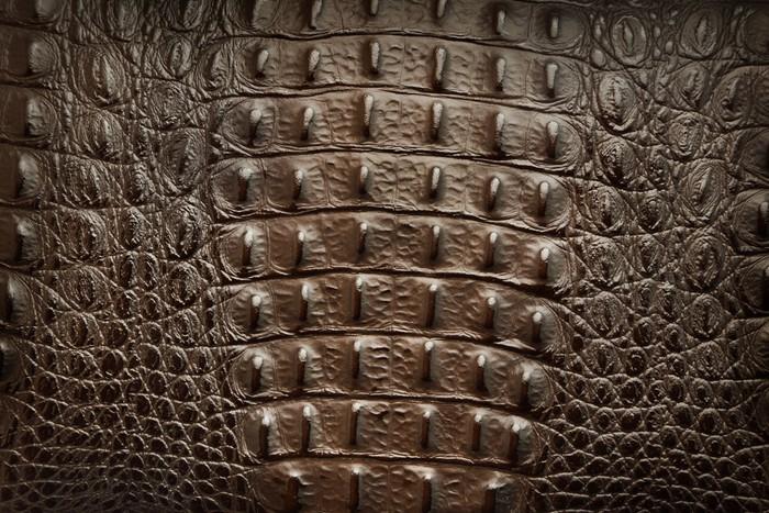 Pixerstick Aufkleber Leather texture - Tiere