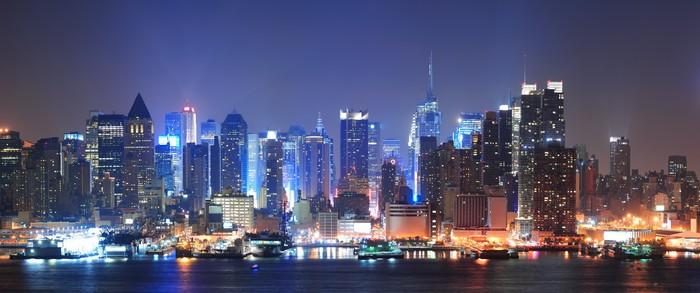 fototapete new york city manhattan pixers wir leben um zu ver ndern. Black Bedroom Furniture Sets. Home Design Ideas
