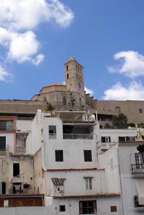 Vinylová Tapeta Ibiza, Baleárské ostrovy - Španělsko - Evropa