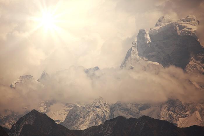 Vinylová Tapeta Himaláje - Témata