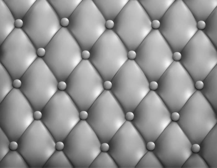 papier peint motifs cuir gris capitonn fond vector illustration pixers nous vivons. Black Bedroom Furniture Sets. Home Design Ideas