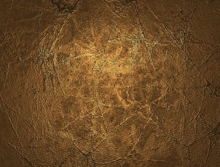 Plakát Krásné zlaté pozadí. (Textura) - Pozadí