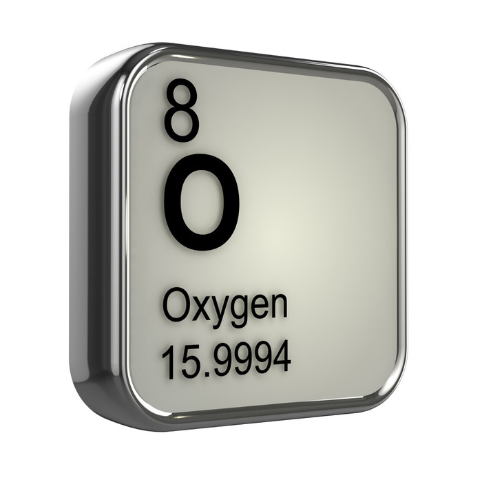 3d Periodic Table 8 Oxygen 45610992 on Nic Periodic Table