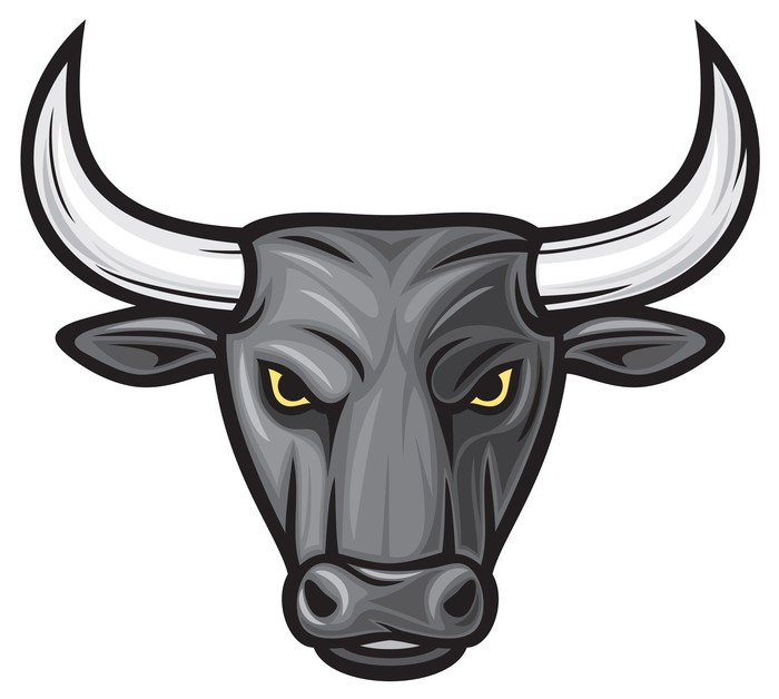 Fotomural Cabeza De Toro Negro  Negro Toro   U2022 Pixers