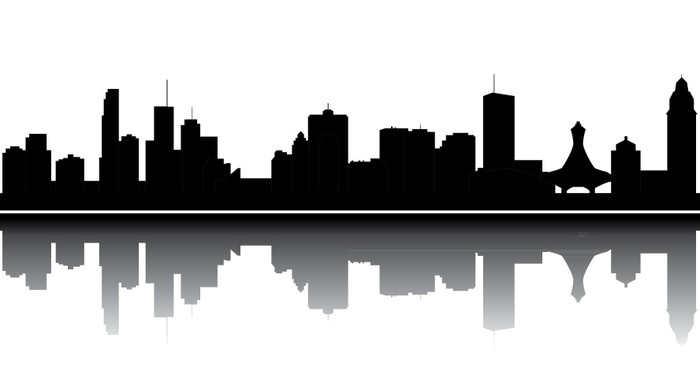 montreal skyline Wall Decal - Wall decals  sc 1 st  Pixers & montreal skyline Wall Decal u2022 Pixers® u2022 We live to change