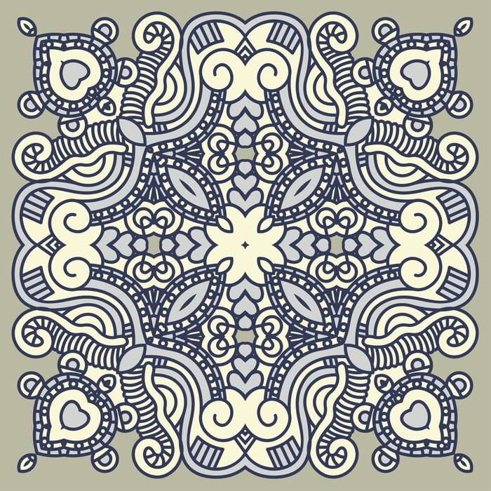 papier peint motif ethnique d 39 ornement pixers nous vivons pour changer. Black Bedroom Furniture Sets. Home Design Ideas