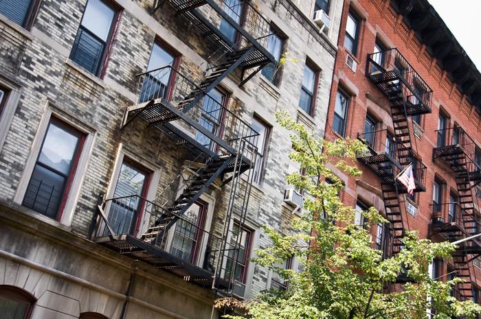 Vinylová Tapeta Greenwich vesnice - New York, USA - Americká města