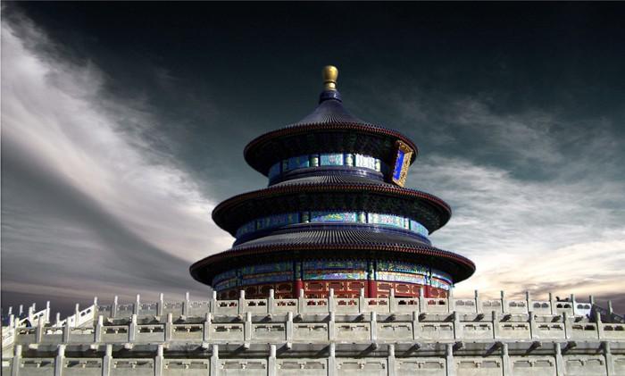Vinylová fototapeta Peking, Čína - Temple of Heaven - Vinylová fototapeta