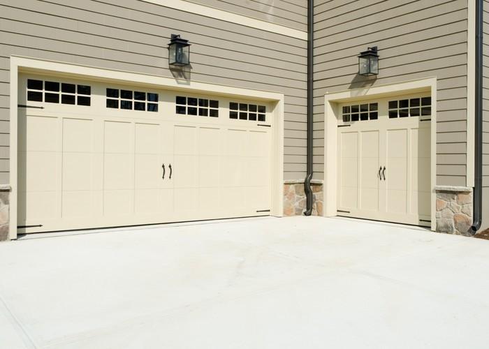 Amazing Fototapete Drei Autos Garage Außen