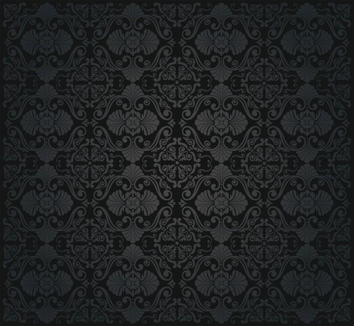 tableau sur toile noir papier peint victorien pixers nous vivons pour changer. Black Bedroom Furniture Sets. Home Design Ideas