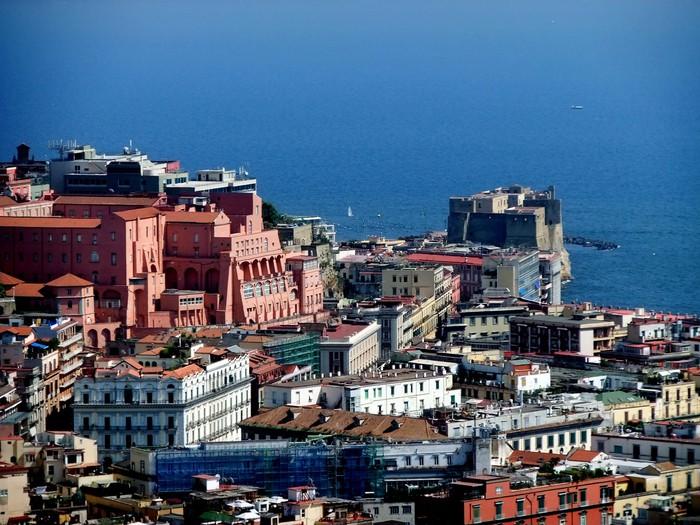 Vinylová Tapeta Naples říše římská .Photos JP - Evropa
