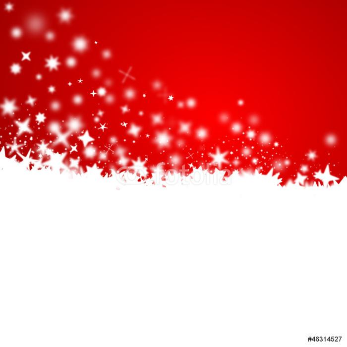 Vinylová Tapeta Weihnachtszeit, Schnee, Vektor - Mezinárodní svátky