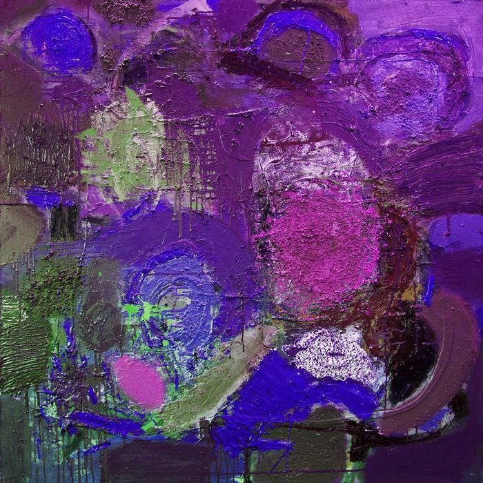 Papier Peint Vinyle Signes abstraits - Thèmes