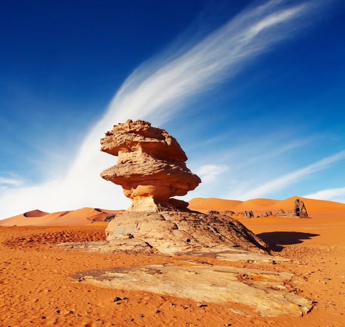 Vinylová Tapeta Sahara Desert, Alžírsko - Pouště