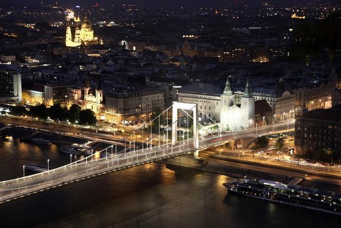 Vinylová Tapeta Budapešť, Maďarsko - Evropa