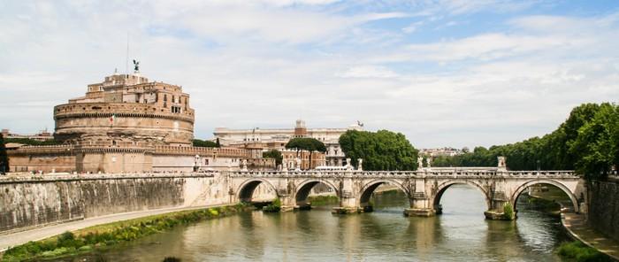 Vinylová Tapeta Saint Anděl hrad I. (Řím, Itálie) - Témata
