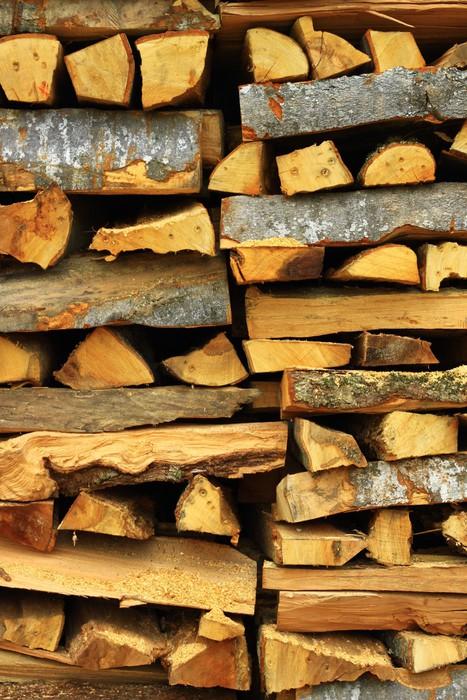 papier peint pile de bois pixers nous vivons pour changer. Black Bedroom Furniture Sets. Home Design Ideas