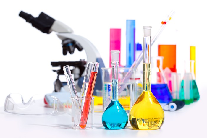 Chemical scientific laboratory stuff test tube flask wall for Pixers your walls and stuff
