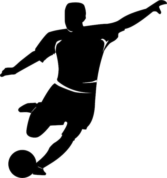 Vinylová Tapeta Fussballer | Socer hráč - Týmové sporty