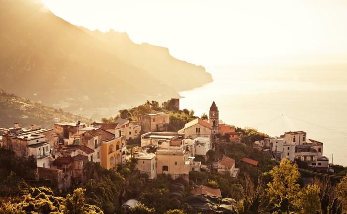 Vinylová Tapeta Ravello, Amalfi Coast, Itálie - iStaging