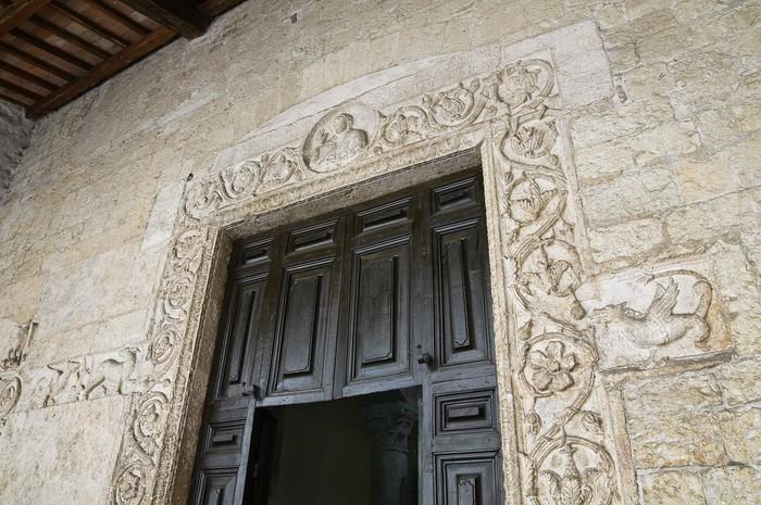 Vinylová Tapeta Kostel sv Maria Impensole. Narni. Umbria. Itálie. - Prázdniny