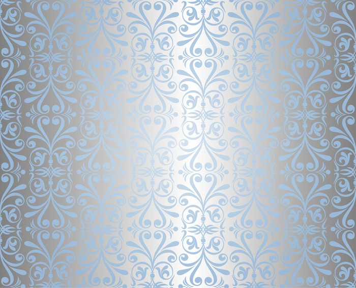 blue amp silver new years background wallpaper wall mural