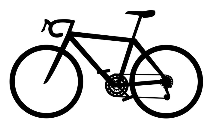 bike draw wall mural pixers we live to change