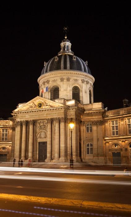 Vinylová Tapeta Institut de France - Evropská města