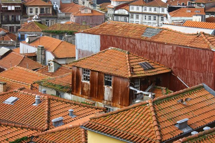 Vinylová Tapeta Porto 3 - Evropa
