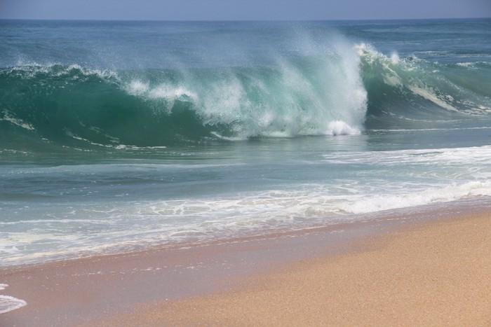 Vinylová Tapeta Ocean wave - Voda