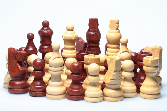 Plakát Šachy - Úspěch