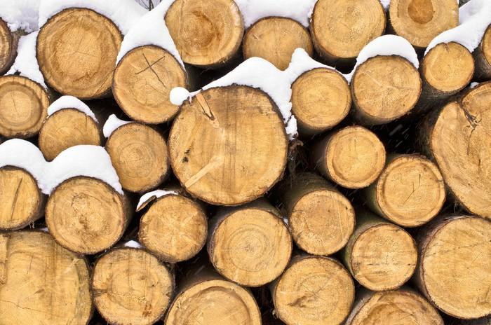 papier peint pile de bois de chauffage pixers nous vivons pour changer. Black Bedroom Furniture Sets. Home Design Ideas