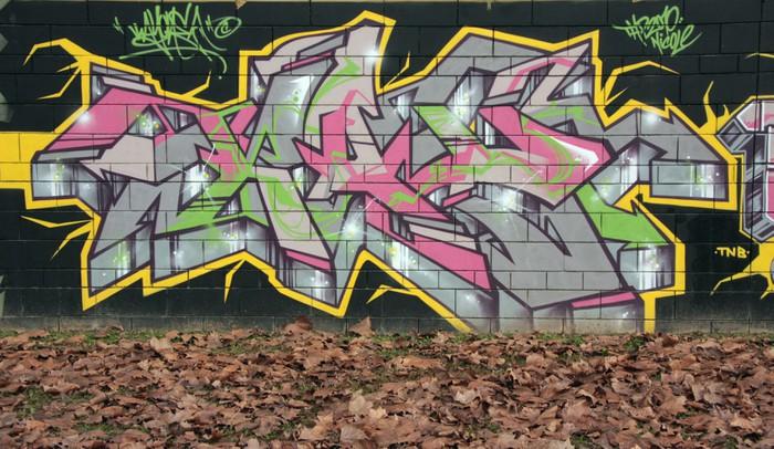 Vinylová Tapeta Graffito18 - Jiné