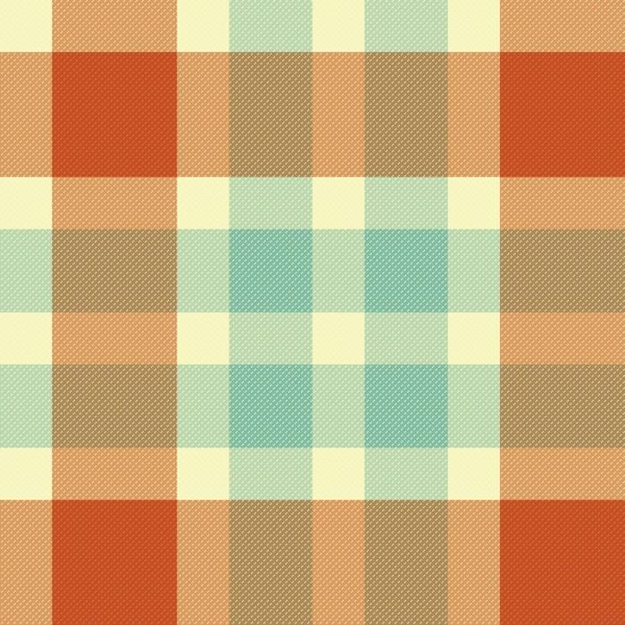 sticker couleur plaid en tissu illustration vectorielle sans soudure pixers nous vivons. Black Bedroom Furniture Sets. Home Design Ideas
