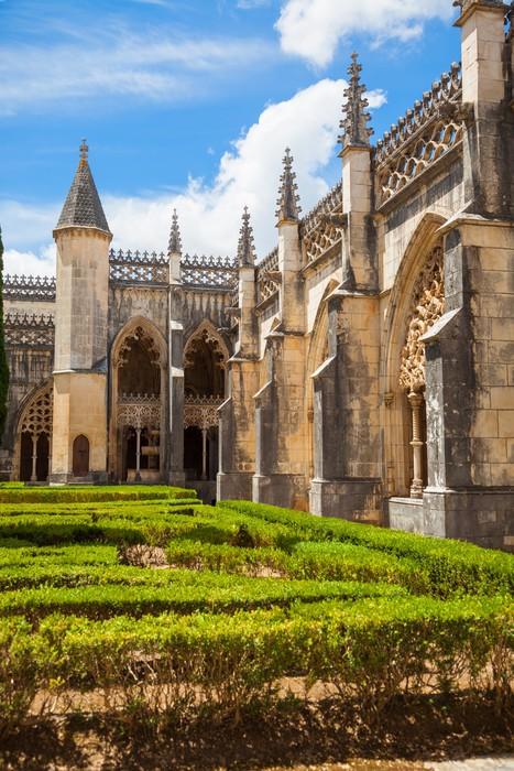Vinylová Tapeta Královský klášter kláštera Batalha, Portugalsko - Prázdniny